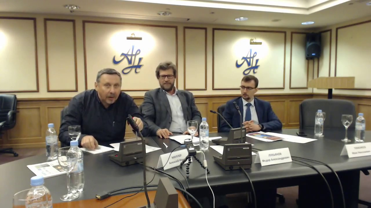Презентация доклада «Сдержанность вместо напористости: Россия и новая мировая эпоха»