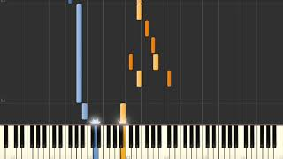 Cavatina (Deer Hunter OST) – Piano tutorial