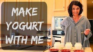 How To Make Yogurt At Home - A Simple Recipe For Homemade Yogurt