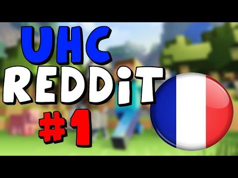 UHC REDDIT #1 | French OP | ♦MINECRAFT-PVP♦