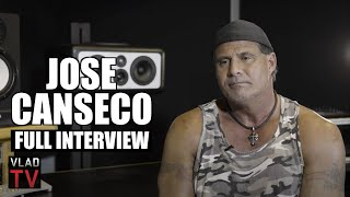 Jose Canseco on Madonna, A-Rod & J-Lo, PED Use, Mark McGwire, Going Broke (Full Interview)