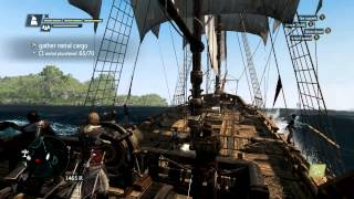 Assassin's Creed IV: Black Flag (Drunken Sailor gameplay)