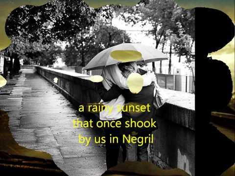 TYRONE TAYLOR - RAINY SUNSET - with lyrics