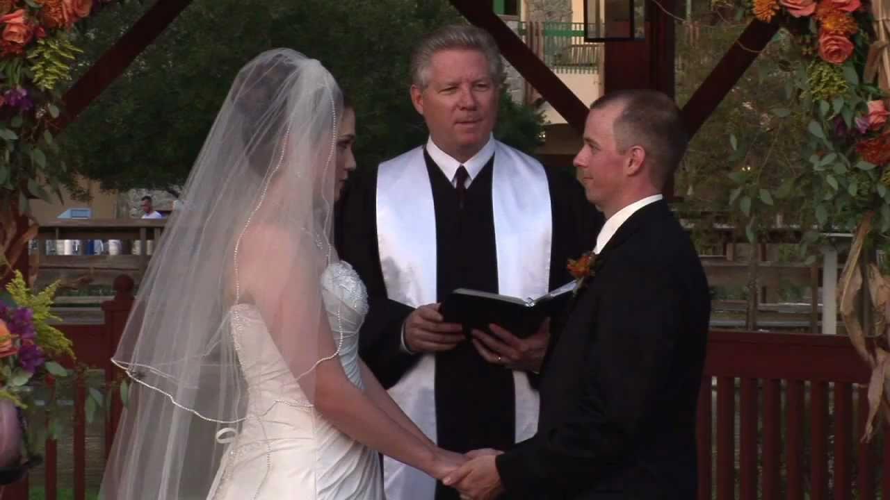orlando wedding officiants award winning officiant