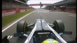 Spanish GP 2012 - Paster Maldonado