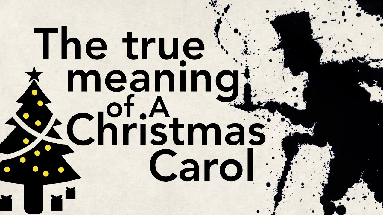 Christmas Carol Meaning.The True Meaning Of A Christmas Carol