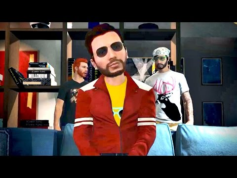 GRAND THEFT ALIEN!! Mini-Episode & BIG ANNOUNCEMENT: NEW HikeTheGamer Channel Coming Soon!!