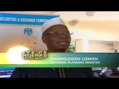 Financing Nigeria's massive infrastructure deficit -- Part 1