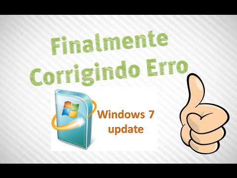 Corrigindo Erro Windows Update