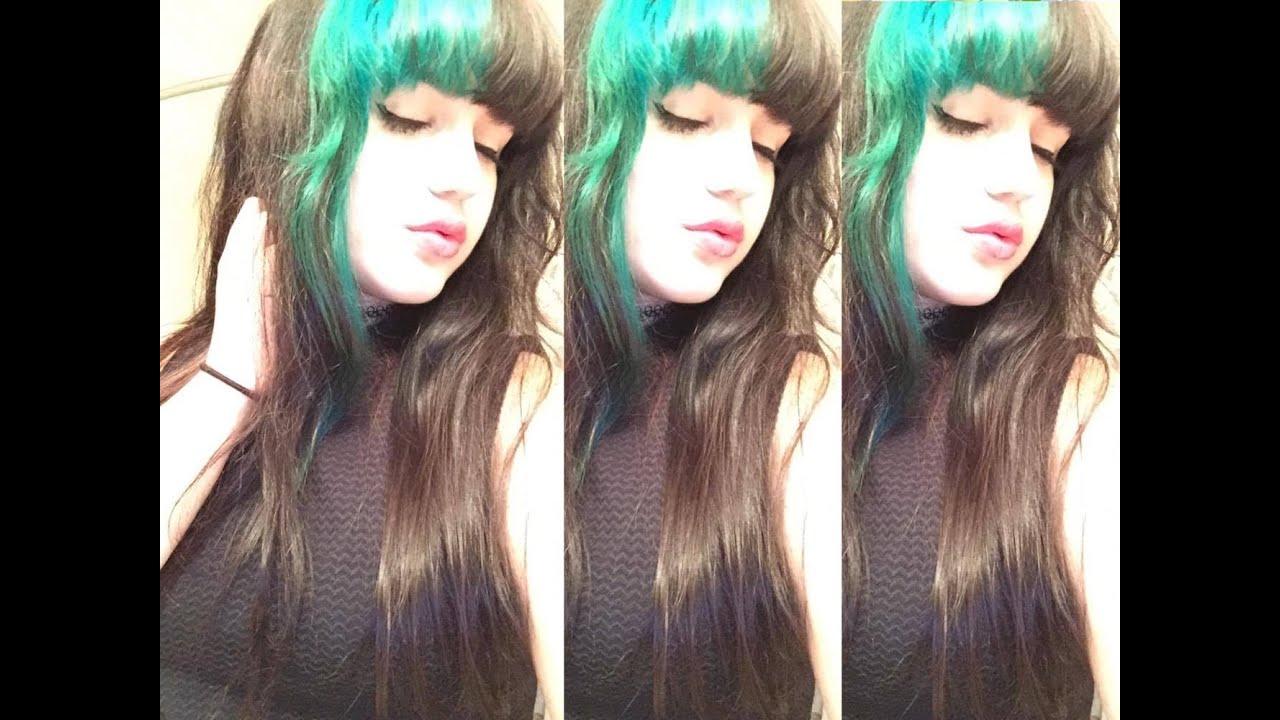 Super How I Dye My Hair Blue | Melanie Martinez Inspired Tutorial  YX74