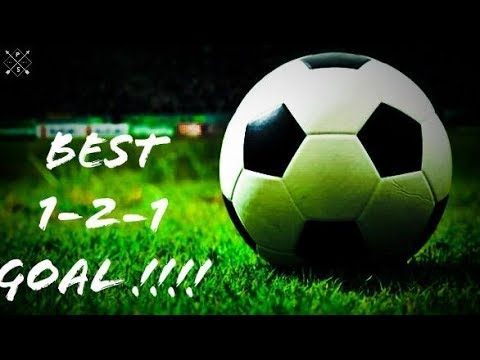 BEST 1-2-1 GOAL   !