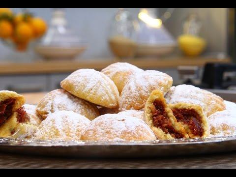 Choumicha : Maamoul aux dattes et aux noix | شميشة : معمول بالتمر والجوز