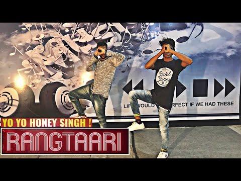 Rangtaari (Dance Video) | Loveratri |  Yo Yo Honey Singh | AD Group Of Dance
