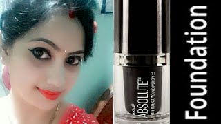 Lakme Absolute white intense skin cover with spf 25 review & demo |  Beauty Blast