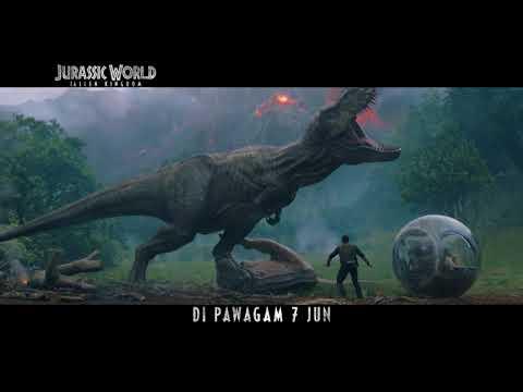 Jurassic World: Fallen Kingdom | Click Click Run Alt Asia | In Cinemas 7 June