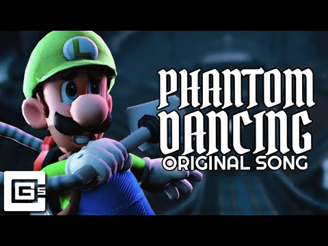 "LUIGI'S MANSION SONG ▶ ""Phantom Dancing"" [SFM] 