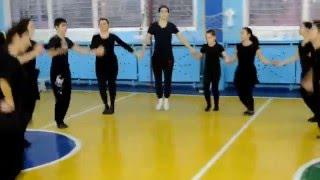 Арташат - Открытый урок по танцам в армянской воскресной школе г.Подольск