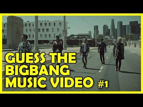 Kpop Quiz: Guess the Bigbang Music Video #1