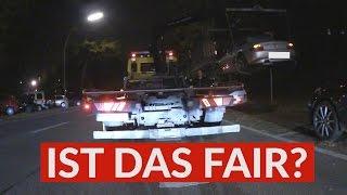 Tesla Fahrer Lässt Nachts Autos Abschleppen - Moralisch Richtig?