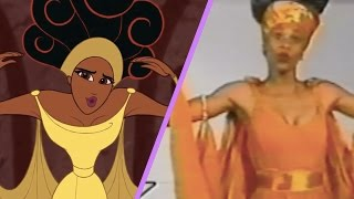 hercules zero to hero   oh my disney   side by side
