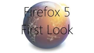Firefox 5 (Aurora 5.0a2) First Look