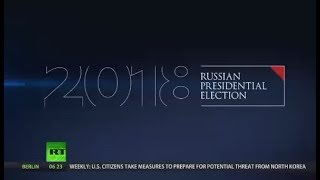 Russian election countdown: RT reports from Red Square studio