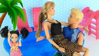 КЕН ТЕПЕР З ІНШОГО??? Мультик #Барбі Катя Школа Ляльки Іграшки Для дівчаток IkuklaTV