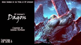h p lovecraft s dagon orchestra and choir horror music