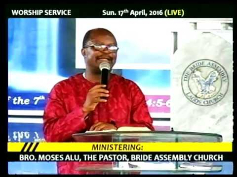 THE BRIDE ASSEMBLY LIVE STREAMING