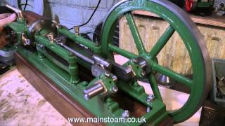 PART 21 - LARGE HORIZONTAL STEAM ENGINE REBUILD