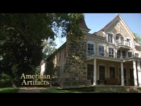 American Artifacts Preview: Clara Barton National Historic Site