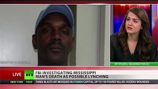 FBI investigates possible lynching in Mississippi