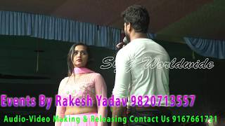 काजल राघवानी की खूबसूरती देख खेसारी भइले दीवाना, super Star Night Program Khesar With Kajal Raghwani