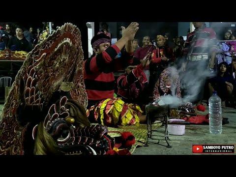 SAMBOYO PUTRO - ORA ISO DADI SIJI Voc WULAN Live KALIANYAR NGRONGGOT