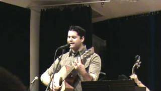 Chris Campbell singing Marty Robbins' Beyond the Reef