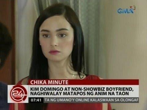 24 Oras: Kim Domingo at non-showbiz boyfriend, naghiwalay matapos ng anim na taon