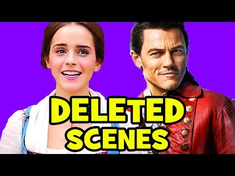 Beauty And The Beast  Blu-ray DELETED SCENES & SONGS Explained