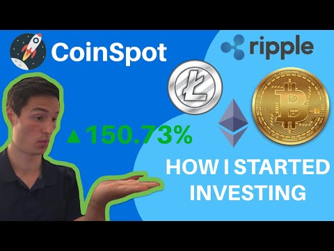 HOW TO START INVESTING IN CRYPTO USING COINSPOT | PASSIVE INCOME IDEAS
