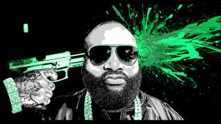 Rick Ross-Black and White Chopped and Screwed