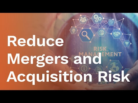Reduce Mergers and Acquisition Risk with a Solid IT Game Pla