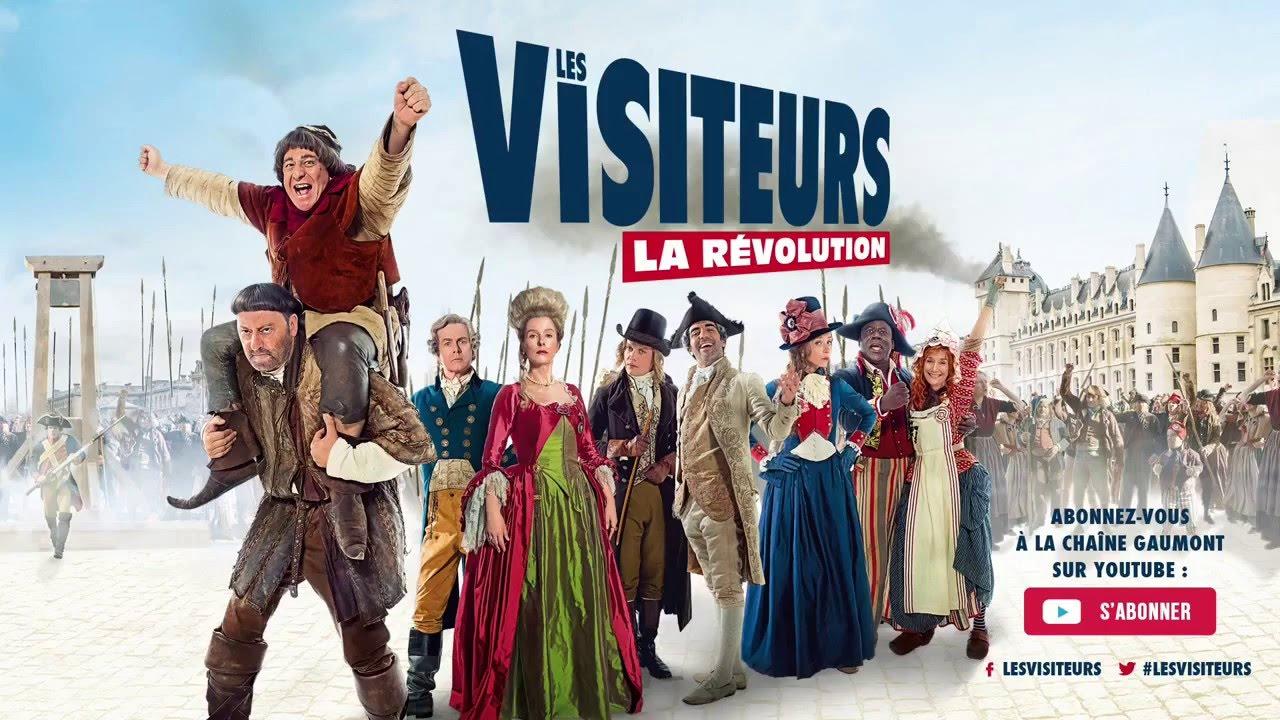 Les Visiteurs 3 La Révolution Streaming