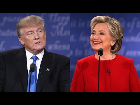 Trump, Clinton fight to win over Iowa voters