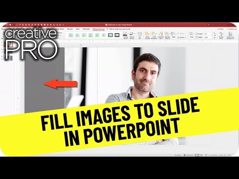 Fill Image to Fit PowerPoint Slide ft. Nolan Haims // Three Minutes Max (Video Tutorial)