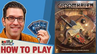 Gloomhaven: Jaws of the Lion  How To Play  Part 1