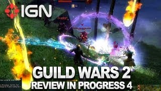 Guild Wars 2: Review in Progress Update 4 (Video Game Video Review)