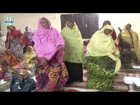 Annexe RPP d'Ambouli et de Q7 Bis Rencontre avec les Femmes Militantes de Boulaos suivie d'une cérém