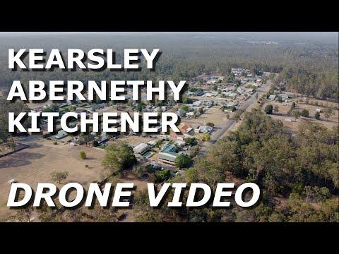 Kearsley / Abernethy / Kitchener NSW - Aerial Drone Footage