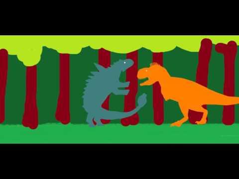 Pycnonemosaurus Vs Euoplocephalus