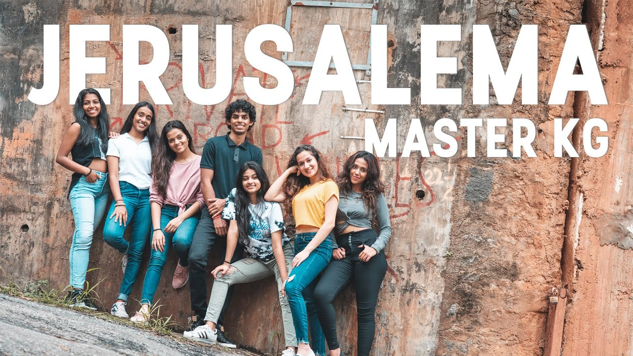 Jerusalema - Master KG | Jerusalema Dance Challenge | @Danceinspire | 2020