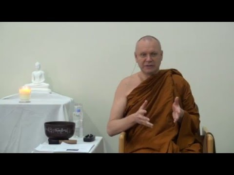 Paṭiccasamuppāda - Dependent Origination - Ajahn Brahmali - Part 2